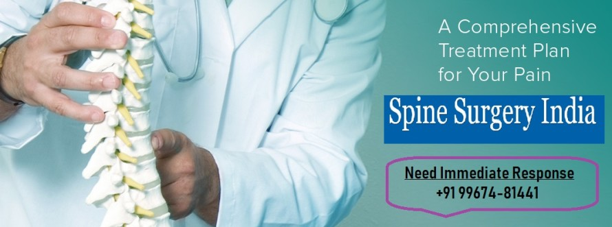 Spine Surgery Cost in Kolkata