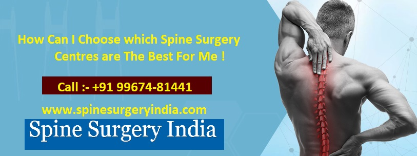spine surgery centre india