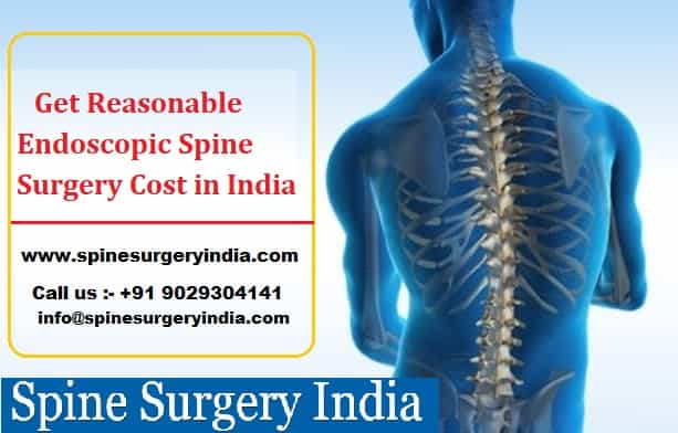 Endoscopic Spine Surgery Cost in India
