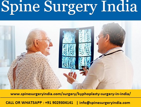 Kyphoplasty Surgery in India