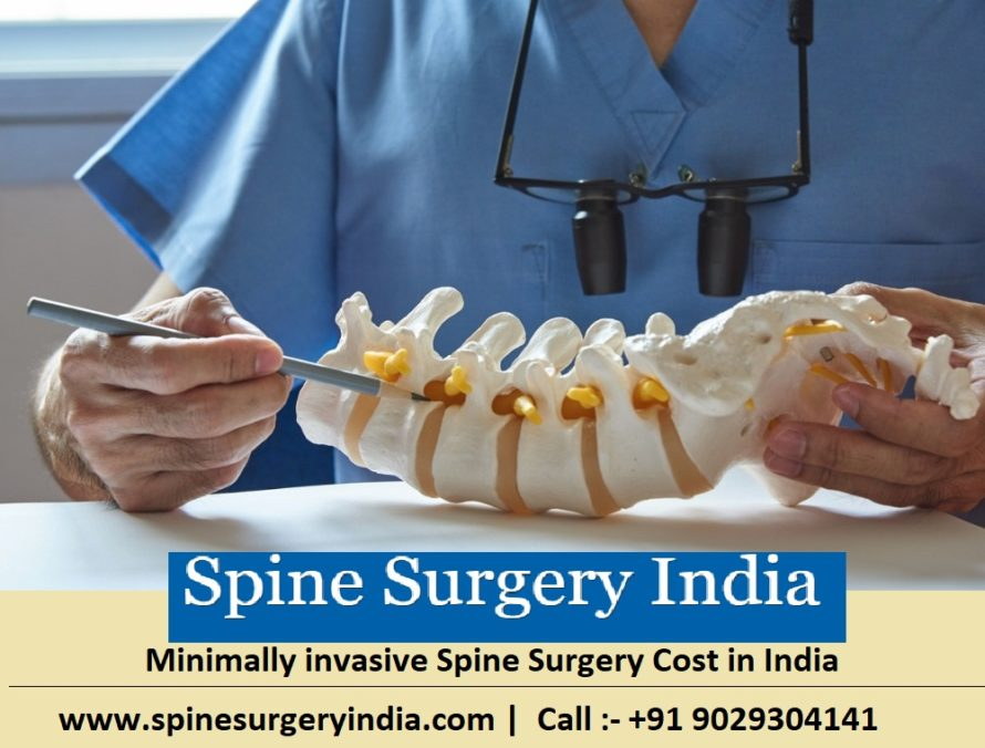 minimally invasive spine surgery in India
