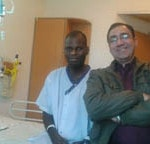 Getachew Waugh, Ababa Ethiopia, Spinal Cord Surgery